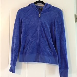 Royal blue Juicy Couture jacket
